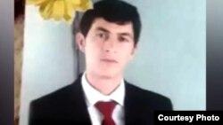 Меҳриддин Гадозода 31-сола ва соҳиби се фарзанд будааст