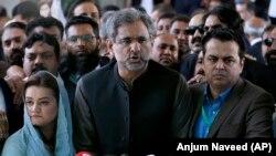 Пакистандын умрдагы премьери Аббаси. Исламабад, 26-март 2019-жыл