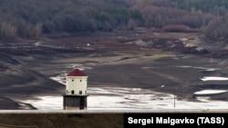 Загорское водохранилище, архивное фото