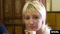 Диана Невзорова, врач московского хосписа.