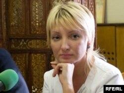 Мәскеудегі жазылмайтын науқастарға арналған хоспистің бас дәрігері Диана Невзорова.