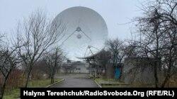 Антена MARK-4В, на базі якої створений радіотелескоп РТ-32