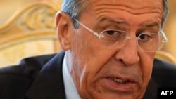Сергій Лавров, міністр закордонних справ Росії