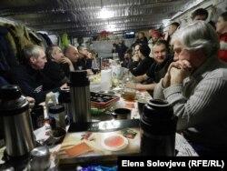 Встреча активистов и гостей из Москвы