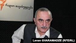 Профессор философии Тбилисского государственного университета Заза Пиралишвили