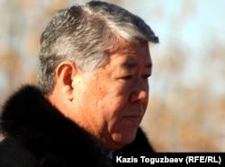 Аким Алматы Ахметжан Есимов. Алматы, 11 ноября 2011 года.
