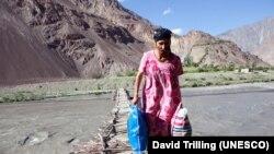 Дар водии Бартанг