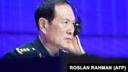وی فنگه، نخستین وزیر دفاع چین در نشست شانگری-لا در سنگاپور طی ۱۱ سال گذشته است