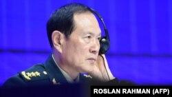Кинескиот министер за одбрана, Веи Фенгхе