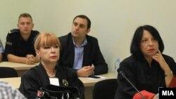 Обвинителката Вилма Рускоска која ја води истрагата