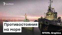 Год под знаком Азова. Противостояние Украины и России на море   Радио Крым.Реалии