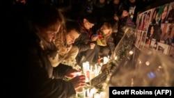 Канадці вшановують пам'ять загиблих в авіакатастрофі співвітчизників