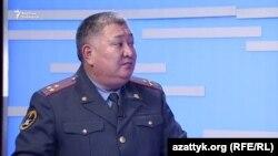 Мирлан Каниметов.