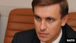 Представник України в ЄС Костянтин Єлісеєв