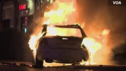 Violence Erupts in Ferguson, Missouri