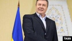 Президент Украины Виктор Янукович. 4 марта 2013 года.