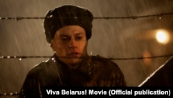 "Belarusian musician Dzmitry (Vincent) Papko plays the leading role of army conscript Miron Zakharka in ""Viva Belarus!"""