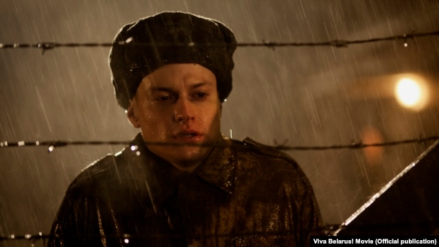 "A still from the film ""Viva Belarus!"" (Official publication)"