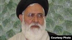 احمد علمالهدی امام جمعه مشهد