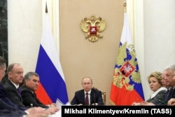 Микола Патрушев – ексочільник російської ФСБ, а тепер обіймає посаду секретаря Ради безпеки Росії