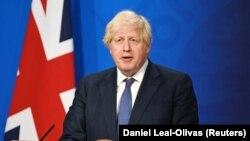 Борис Жонсон. Улуу Британиянын премьер-министри.