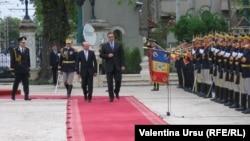 Marian Lupu la Bucureşti
