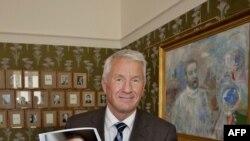Președintele Comitetului norvegian al Premiului Nobel pentru Pace, Thorbjoern Jagland