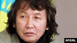 Кинорежиссер Калдыбай Абенов. Алматы, декабрь 2008 года.