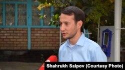 Шохрух Саипов.
