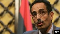 Абдель Хафиз Гога, заместитель председателя Национального переходного совета