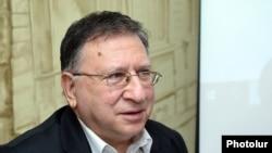 Директор программ антикоррупционного центра Transparency International Варужан Октанян, 29 января 2019 г.