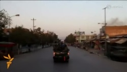 Afghan Forces Said To Be In Control Of Much Of Kunduz
