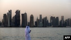 Qatar has said it has enough cash to withstand the crisis.