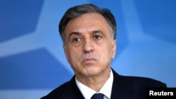 Президент Черногории Филип Вуянович.