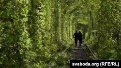 Белорус -- Безаман туннел Украинехь