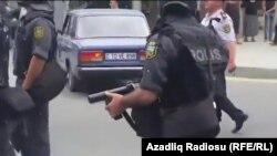 Azeri polisiýasy (arhiwden)