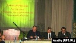 Эшмәкәрләрнең 2012 елдагы беренче утырышы
