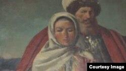 Самый именитый художник Дагестана - Халилбек Мусаясул