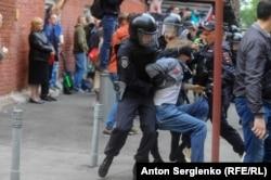 Задержания 14 июля в Москве