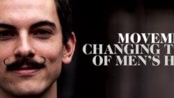 О кампании Movember - отрасти усы, чтобы меньше болеть