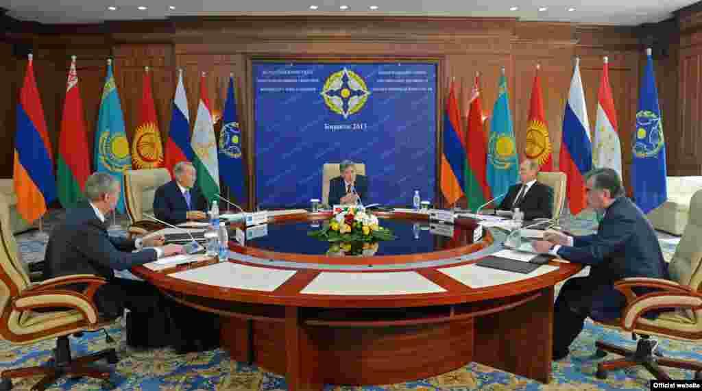 Начало неформального саммита