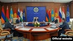 Неформальный саммит глав государств-членов ОДКБ. 28 мая 2013 года