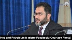 هارون چخانسوری، وزیر معادن و پترولیم افغانستان