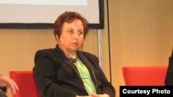 به گفته شیرین عبادی، ایران بیشترین سرانه اعدام را در جهان دارد.