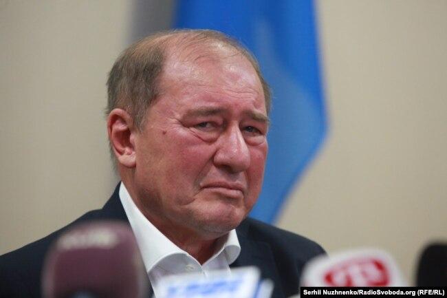 Ильми Умеров, заместитель главы Меджлиса крымскотатарского народа