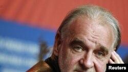 Béla Tarr la o conferință de presă la Berlinale