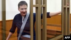 Նադեժդա Սավչենկոն ռուսաստանյան դատարանում, արխիվ
