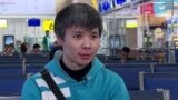 Бишкекан аэропортехь веха Хадаа Арлен