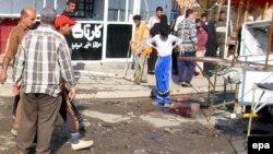 اگر چه حملات شورشيان در بغداد کاهش يافته ولی در خارج از پايتخت عراق میزان خشونت ها افزايش داشته است.