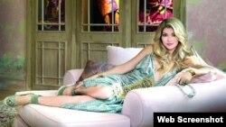 Старшая дочь первого президента Узбекистана Гульнара Каримова.